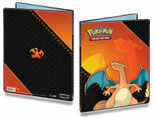 A4 9-Pocket Charizard Art Pokemon Cards Portfolio Storage Folder Album