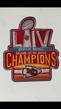 NFL KC CHIEFS. SUPER BOWL54 JERSEY SHIRT JACKET HOODIE SWEATER FOOTBALL PATCH 2