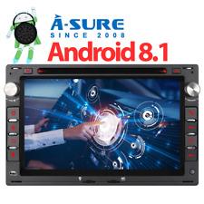 Android 8.1 DVD GPS Autoradio für VW Passat B5 Golf 4 MK4 MK5 POLO T4 T5 2 DIN