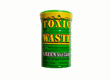 Toxic Waste Green Sour Candy (42g) 1 Fass!!!