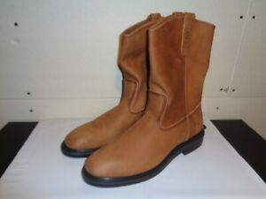 Red Wing 1105 Pecos Leather Western Cowboy Boots ~ Size: 11.5 C Soft Toe