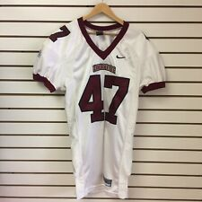 Vintage Lafayette Leopards Game Worn football Jersey Size Large Nike