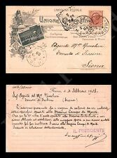Firenze - Unione Cooperativa 5.2.1908