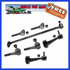 Steering Tie Rods Linkages Kit Dodge Van B1500 B2500 B3500 Except 4000lbs Axle