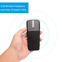 New Bluetooth Foldable 3D Arc Wireless Mouse For Phone Windows Surface PC Laptop