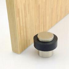 304 Stainless Steel + Rubber Floor mounted Door Stop Door Stopper Doorstops