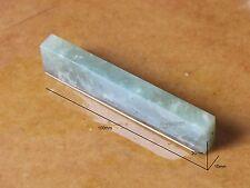 10,000 #Grit 100*20*10 Sharpener Natural Green Stone Whetstone Oilstone Polishin