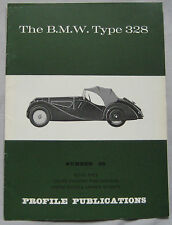 Profile Publications magazine Issue 89 featuring BMW 328