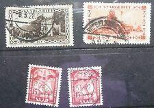Germany Saar 4  used Stamps 1926-1949