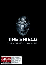 THE SHIELD COMPLETE SERIES SEASON 1 2 3 4 5 6 7 DVD BOX SET NEW