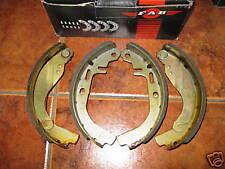 Zapatos de Freno Trasero De Calidad-OPEL MANTA GTE & Opel Astra MK1 & Opel Kadett D
