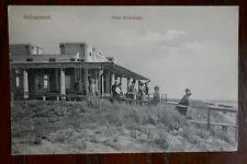 Schwarzort Juodkrantė Neringa  Memel Klaipėda Neue Strandhalle belebt ca. 1910