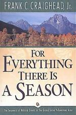 For Everything There Is a Season: The Sequence of Natural Events in the Grand Te