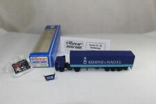 rz1794, Roco Volvo FL 10 Sattelzug Kühne & Nagel 1:87 BOX 1570