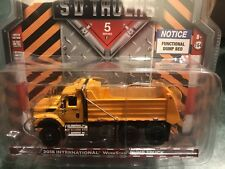 Greenlight Sd Trucks 2018 International Workstar Dump Truck Orange Sale!