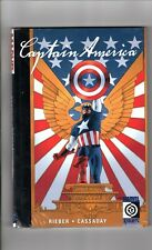 CAPTAIN AMERICA, Vol 1, The New Deal, Marvel Comics, Hard Cover SEALED (CC2)