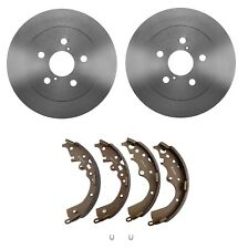 Brembo Rear Drums and Shoes Brake Kit for Toyota Sienna LE XLE Limited CE 04-08