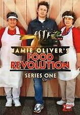 JAMIE OLIVER'S FOOD REVOLUTION SERIES 1 DVD [New/Sealed]