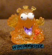 The Trash Pack Junk Germs Series 7 #1189 FRIDGE FUNGUS Orange Mint OOP