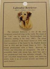 Yellow Labrador Retriever Dog Hat Pin Lapel Pins -Lab