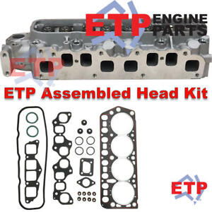 ETP's Assembled Cylinder Head Kit for Toyota 2.2L Petrol 4Y for Hiace & Hilux