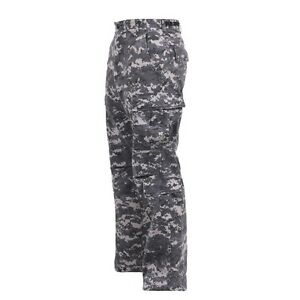 Rothco 22366 Subdued Urban Digital Camo Vintage Paratrooper Fatigue Pants