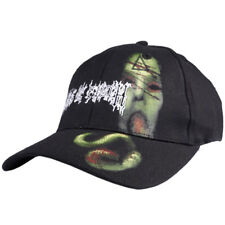 Cradle of Filth Hat Curve Bill Thornography Metal Band Cap Mens Fitted Headwear