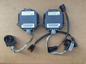 2x OEM Subaru Impreza WRX STI Forester Xenon HID Ballast Igniter