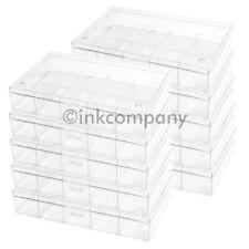 Sortierkästen Sortierbox NEU 10x 10er Sortierkasten