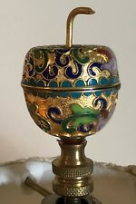 Oriental Ornament Lamp Shade Finial