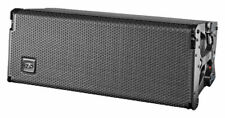 """D.A.S. Audio EVENT208A 8"""" Powered Line Array Speakers - Black"""