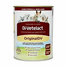 Di-Vetalact Nutritional Supplement and Milk replacer for Pets 375g