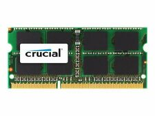 4GB Crucial DDR3 SO DIMM 1333MHz PC3 10600 CL9 Memory Module