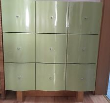 Ikea Kommode Vajer Grün