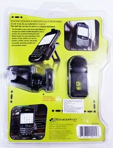 Bracketron IPM-225-BL Blackberry Curve Vent Hip-Kicker