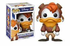 Funko Pop! Darkwing Duck: Launchpad McQuack - Stylized Vinyl Figure 297 NEW