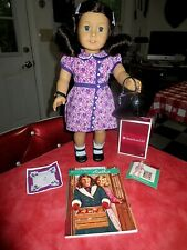 Pristine American Girl Ruthie Doll (Kit's Friend) Full Meet, Access.Meet & Book