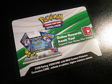 Emailed HOENN COLLECTION Pokemon ONLINE CODE Treecko+Torchic+Mudkip XY36 XY37 38
