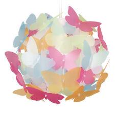 Modern Multi Coloured Butterflies Ceiling Pendant Light Lamp Shade Chandelier