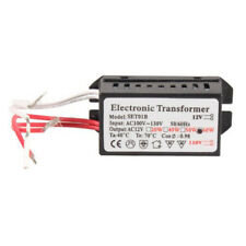 110V to 12V 60W Halogen Light Power Supply Converter Electronic Transformer R9V9