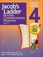 Jacob's Ladder Reading Comprehension Program - Level 4