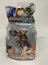 Takara Transformers United UN-18 Autobot Wreckgar Wreck-Gar MOSC