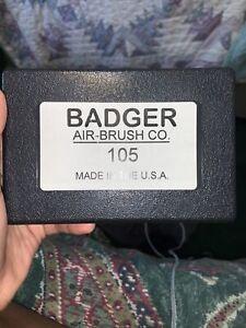 Badger Airbrush 105