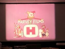 16MM BEAUTIFUL AGFA COLOR CARTOON - HERMAN AND KATNIP - COMPLETE NEAR MINT!