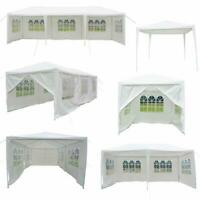 10'X 10'/20'/30' Canopy Wedding Party Tent Gazebo Pavilion w/Walls Cover Outdoor