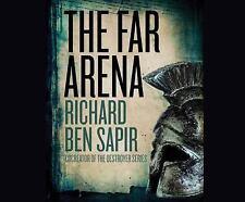 The Far Arena by Richard Ben Sapir (2016, MP3 CD, Unabridged)