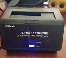 Welland Turbo Leopard Super Speed USB 3.0 HDD Docking - FAST POST