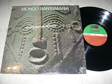 Mongo Santa Maria up from the roots * afro Conga US LP 1972 *