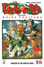 manga STAR COMICS DRAGON BALL DELUXE numero 36
