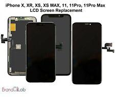 ORIGINAL iPhone X,XR,XS,XS MAX,11,11Pro Max OEM LCD Refurbish Screen Replacement